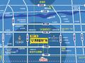 凯迪置地广场交通图