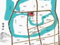 清流街主题文化商业街区交通图