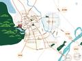 三盛颐景御园交通图