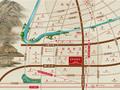 石榴·中都院子交通图