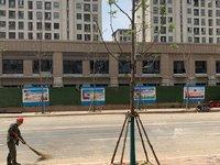 城南弘阳时光澜庭 纯一楼沿街商铺 珑熙庄园幼儿园大门正对面