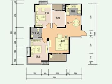 D3-三室两厅一厨
