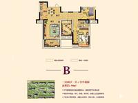 凯迪塞纳河畔 精装全配 两室两厅 黄金楼层 无税