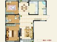 尚城国际 首付17万城南市政府轻轨站点旁正规3室2厅 双学区