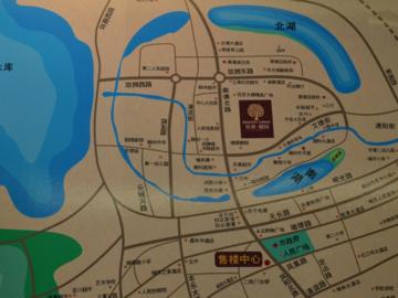 双源榴园-交通图