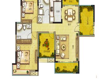 两室两厅两卫