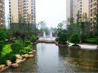 市政府斜对面发能国际城,简装三室,环境好,位置绝佳
