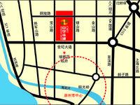 城北复试公寓 性价比高 轻轨口 挑高4.8米买一层送一层 42和52平24万起