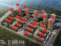 北京城建·珑熙庄园沙盘图