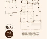 5栋6栋D1-133m²