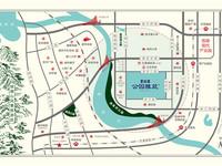 城东清流河旁公园雅筑145平方四室两厅两卫。精装修,紧邻玲珑湾,英轮华帝清流水韵