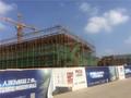 茂业·长江商贸城项目现场