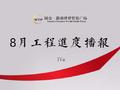 国金·滁州世界贸易广场工程进度
