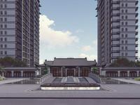 唯一徽派建筑风格 高品质小区 物业好 改善首选 价格优惠