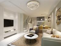 雙高鐵加輕軌 星薈城網紅復式公寓 買一層送一層 通燃氣 民用水電 月供1000多
