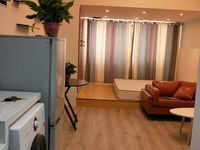 尚城国际 单身公寓 40平方 1500元 新精装全配 首次出租 漂亮