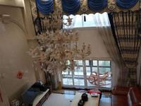 阳光地中海复式洋房3、4层,豪华澳门皇冠官网,直接拎包入住