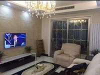发能国际,豪华装修,真皮沙发,品牌家电齐全,黄金楼层,超大绿化