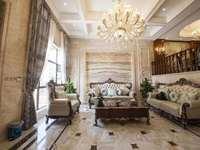 意境山城独栋别墅,豪华装修,顶级全配,建筑面积将近300平方,绿化面积覆盖超级高