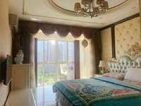 豪裝全配婚房,黃金樓層戶型耐看,全屋品牌家具,拎包入住周邊商業配套齊全購物方便。