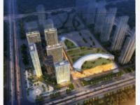 港汇中心 精品公寓楼 面积段可选择 新房 十一中 第一人民医院旁 随时看房 了解
