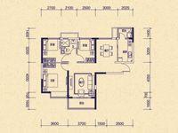 龙山小区 毛坯 三室两厅 看房方便