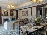 雍锦湾全市最好的独栋别墅超大开间接触1比1南北双院主卧配独立平台紧靠儒林湖景美宅