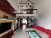 山水人家5层加跃层证上150平米4室2厅95万精装照片真实