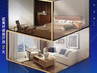 中肯流通领寓,当红劲销,稀而不贵,机不可失,寓不可待,4.8米挑高双层复式!