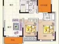 出售宇业天逸华庭3室1厅1卫104平米84万住宅