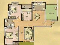 城南 文昌花园 精品三房可做四室 实验六中双学 区99旁