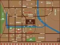 玉兰公馆 城南和市中心交界处 万达旁与轻轨站旁 周边学校 商场 交通齐全