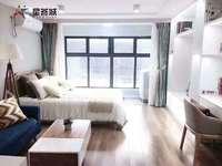 星荟城复式公寓 4.8米挑高民用电通燃气 双钥匙