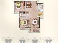 高速东方天地89平 2室 精装全配 全天采光 核心地段 户型漂亮 家主急售
