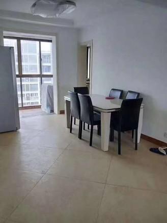 裕坤丽景城 电梯复式北边不靠马路户型房子 书房餐厅麻将室全屋地暖看中价格好谈