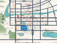 清风明月双拼别墅 澳门永利娱乐场的网站最高档小区 双拼别墅 送车库 送地下室使用面积350平米