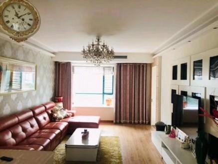 山水人家130平 3室豪装 全天采光 好楼层 核心地段 户型漂亮 家主急售