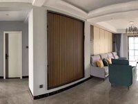 壹号院122平 3室2厅 豪装未住 全天采光 品质小区 户型漂亮 家主急售
