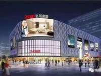 滁州新街口位置 弘阳家居商铺总价30万起每年保底收益8 即买即收益 总价低汇报高
