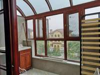祥生艺境山城大别墅 全套红木家具装修花了120万 地暖 中央空调 一次未住