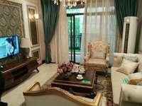 碧桂园十里春风,精装修三房,可以配电器家具,可以长租