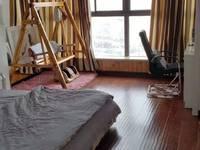 长江商贸城对面山水人家顶楼复式,三室加书房加阳光房再加超大阳台,太划算了