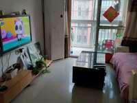 京华园 精装全配2室 楼层好采光无遮挡 户型方正78平 48.5万