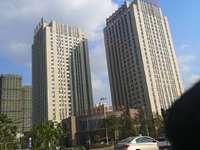 世贸大厦公寓 50平 边户 黄金楼层 25万急售 比售楼部还便宜几万