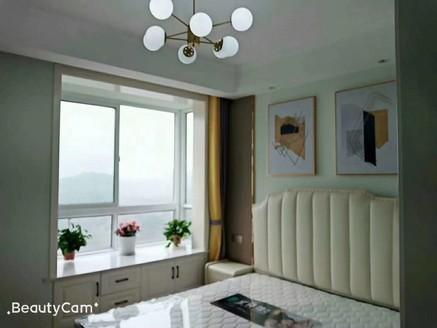 瑯琊山下風光無限 鳳凰湖畔電梯房,精裝三室好樓層,無稅無出讓