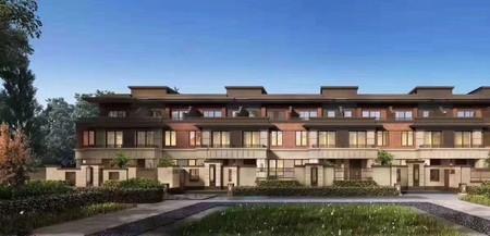 鴻坤理想城別墅,首付20 ,143平米,實際面積180平米