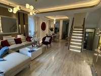 鸿坤理想城 国粹别墅 实用230平上下四层 50平院子 南北私家露台 献给滁州人