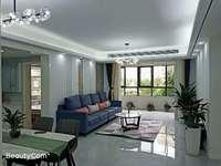 天逸华府桂园 四室两厅两卫 中央空调 品牌家具 实验小学 六中 一中就在对面
