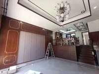 祥生艺境山城 豪装别墅 有地暖 中央空调 全实木家具 一次未住 实际面积260平
