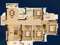 金城华府 四室两厅两卫 纯毛坯 黄金楼层 永乐小学 东坡中学 交通购物